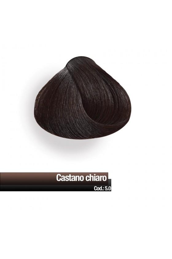 CREMA COLORE 5.0 CASTANO CHIARO RR 100ml