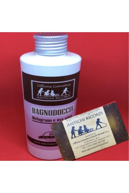 bagnodoccia+sapone