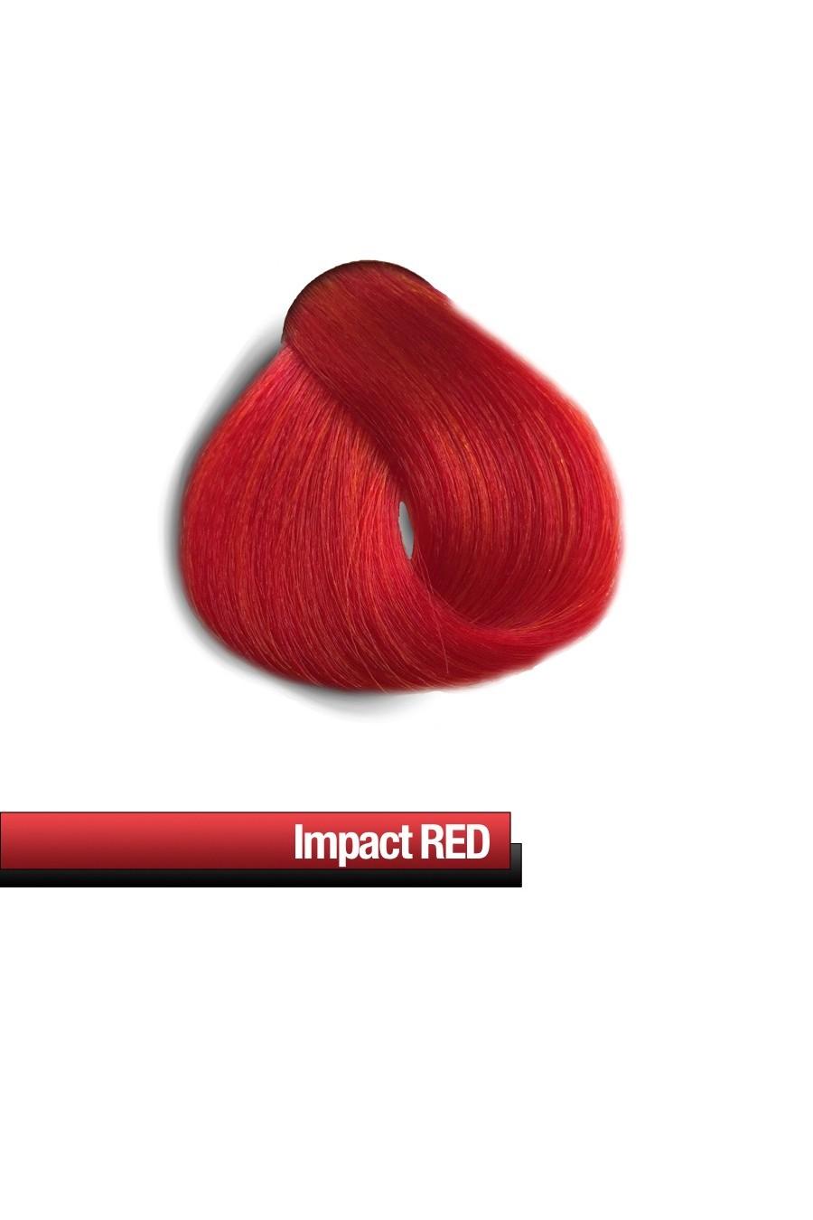CREMA COLORE IMPACT RED RR