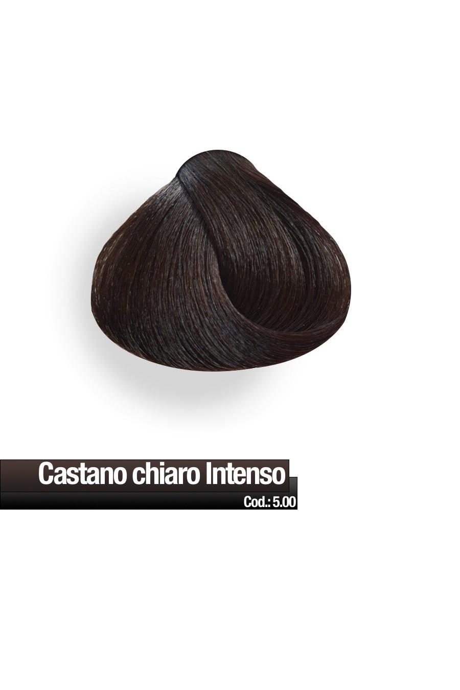 CREMA COLORE 5.00 CASTANO CHIARO INTENSO RR