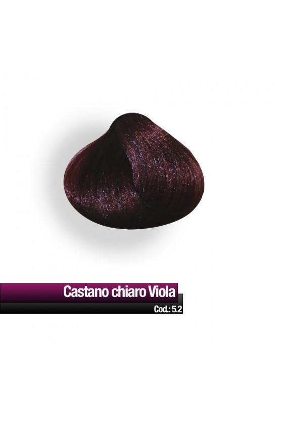 CREMA COLORE 5.2 CASTANO CHIARO VIOLA RR