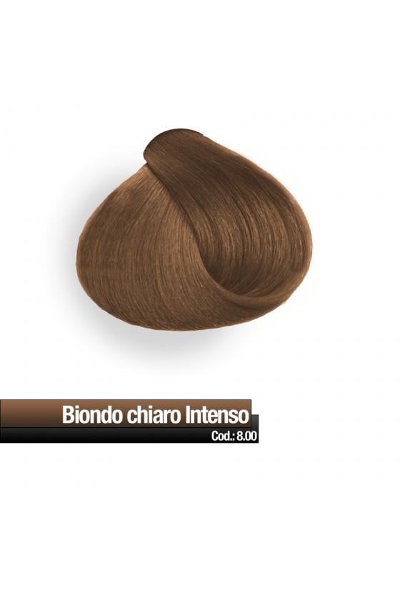 CREMA COLORE 8.00 BIONDO CHIARO INTENSO RR