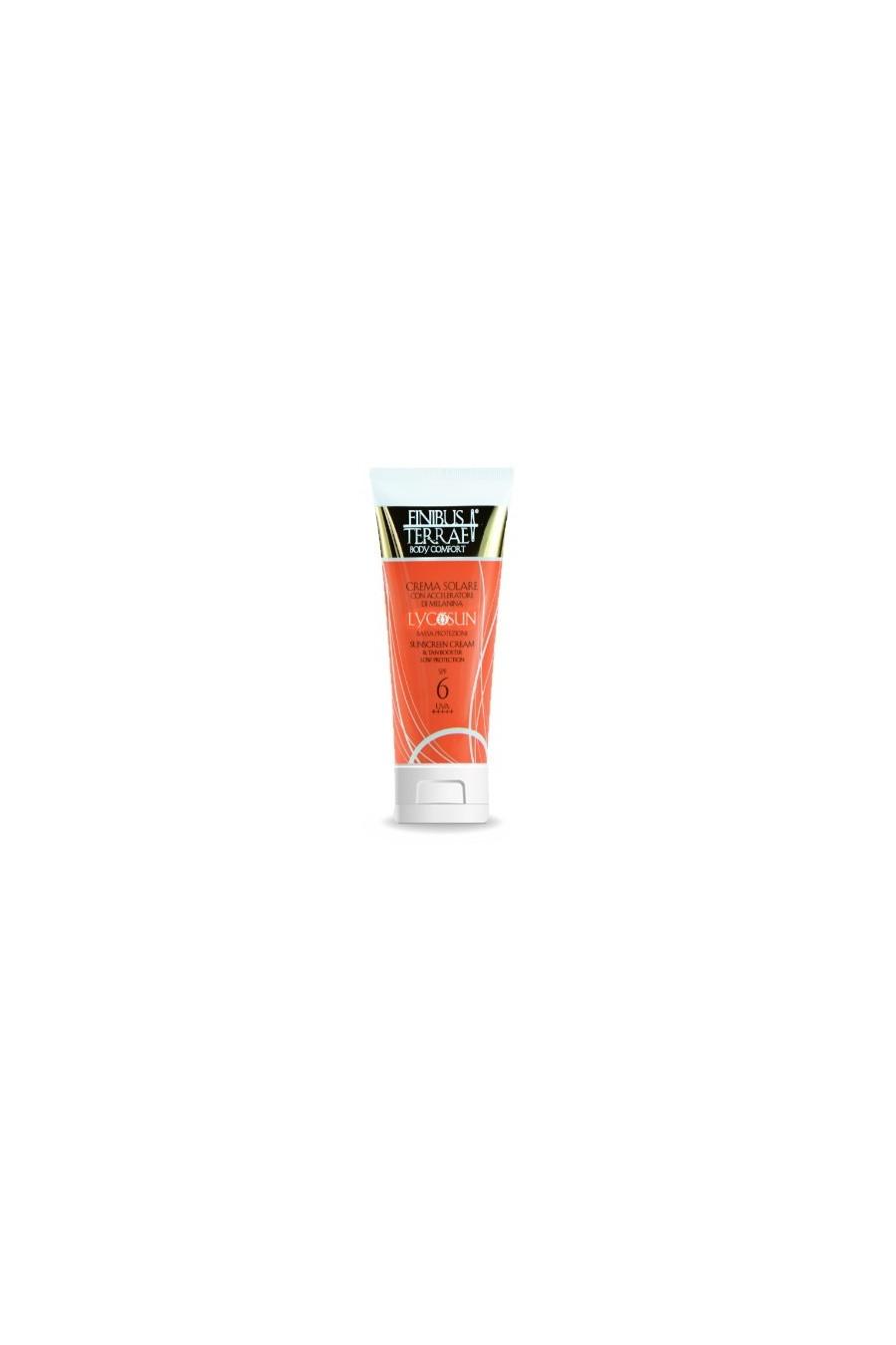 CREMA SOLARE, SPF6 - 200 ml